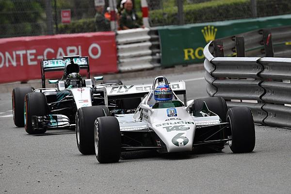 Formula 1 I più cliccati Fotogallery: lo show run di Nico e Keke Rosberg sulle strade di Monaco