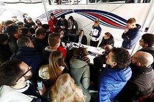 Формула 1 Важливі новини Williams застерегла McLaren не красти в неї спонсорів