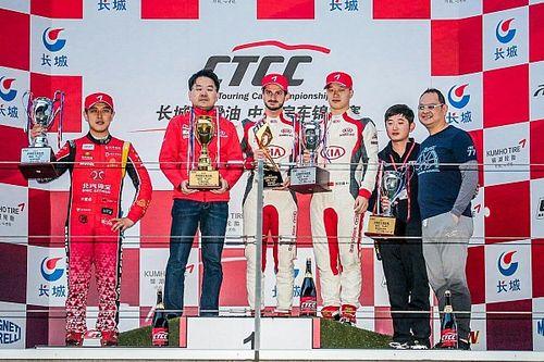 CTCC: dominio di Alex Fontana nell'ultima manche a Shanghai