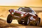 رالي داكار فريق اكس-رايد يطلق سيارة
