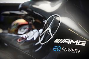 Mesin F1 Mercedes sudah tembus 1.000 dk?