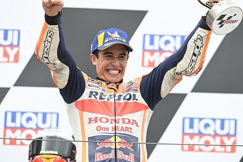 How Marquez beat his Honda in his heroic MotoGP comeback win