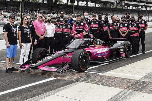 Кастроневес выиграл «Инди-500» в четвертый раз