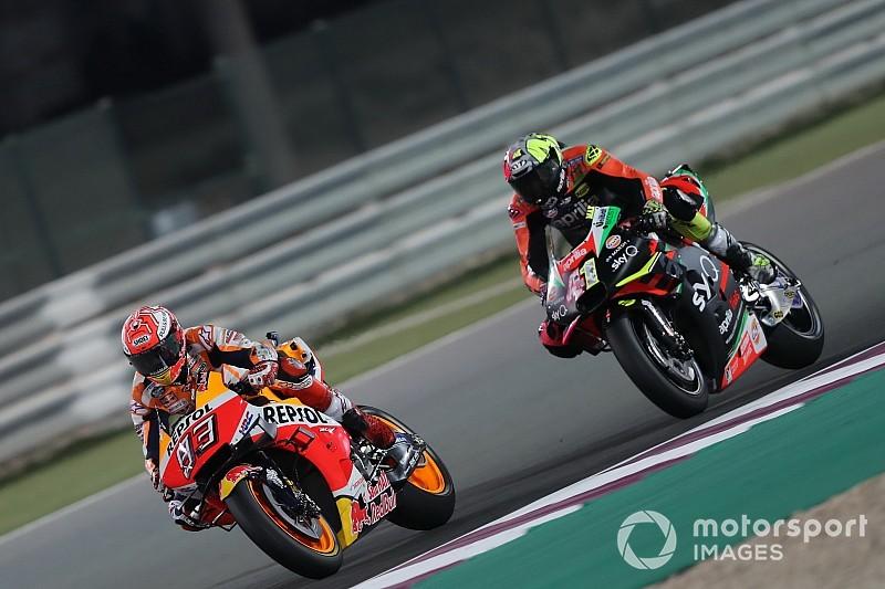 Fotogallery: le qualifiche del GP del Qatar di MotoGP