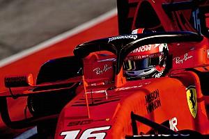 Leclerc diz que dar trabalho a chefe da Ferrari será