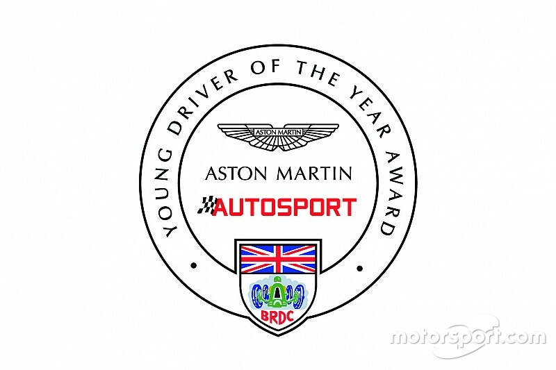 Aston Martin becomes new Autosport BRDC Award partner