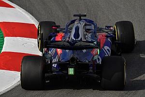 Toro Rosso salue les premiers essais