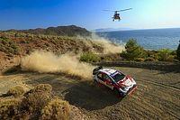 WRCトルコ:大波乱のラリーをトヨタのエバンスが制しランキング首位浮上