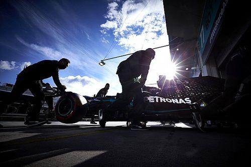 F1: Mercedes faz mudança nos motores após problema com Bottas