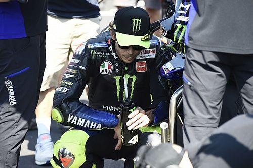 """Rossi: """"Per lottare per il Mondiale serve più velocità"""""""