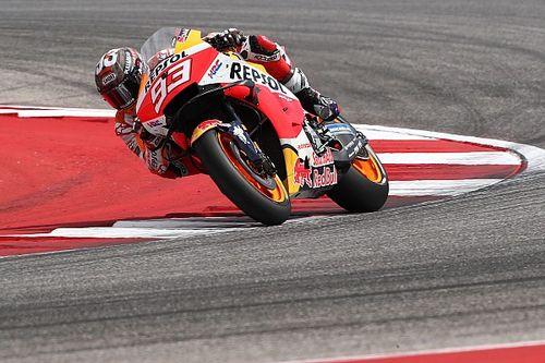 """MotoGP: Condição física de Márquez está melhor, mas """"de forma lenta"""""""