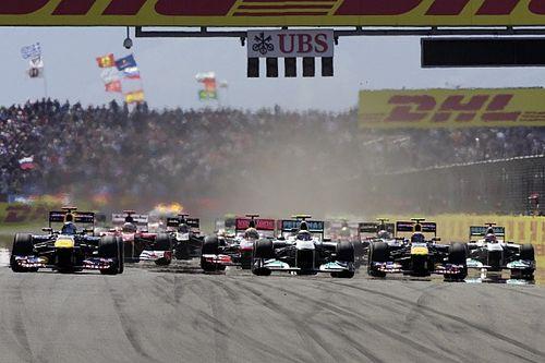 """土耳其有望成为2020年F1赛历最后一枚""""彩蛋"""""""