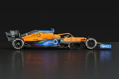 La renovada imagen de McLaren para empezar la F1 2020