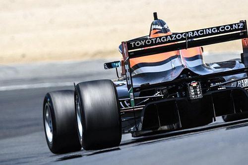 Grégoire Saucy beendet die Toyota Racing Series auf dem sechsten Schlussrang