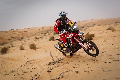Cornejo crasht en moet de strijd staken in Dakar Rally