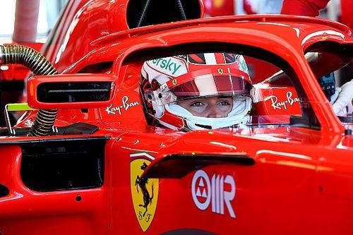 Ferrari: il ritorno di Leclerc al volante della Rossa a Fiorano