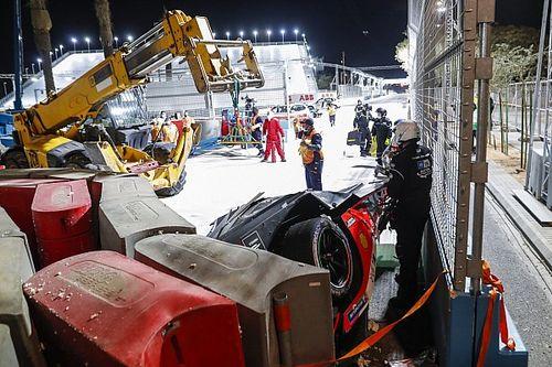 VIDEO: Así fue el impresionante accidente de Lynn en la Fórmula E