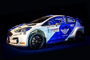 Ecco la livrea della Fiesta WRC con cui Valtteri Bottas correrà il Rally di Rovaniemi