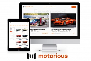 Motorsport Network y Speed Digital lanzan Motorious.com