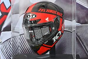 KYT NX-Race, helm balap berstandar MotoGP