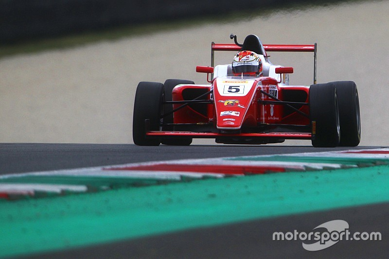 Petecof vence pela primeira vez na F4 italiana