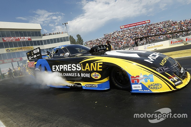 Why Did Nhra Change Its Oil Down Policy