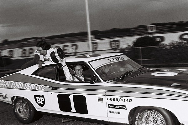 Vintage Aussie racing legends to make Masters appearance