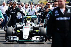 Formula 1 Breaking news Mercedes still at risk of bad starts - Wolff