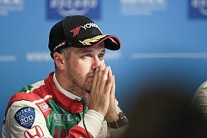 WTCC News Tiago Monteiro: So schlimm war sein WTCC-Unfall in Barcelona