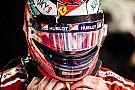 Räikkönen a gumikkal nem tudott dűlőre jutni az esőben