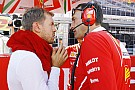 Oltre al danno, la beffa: reprimenda a Vettel per aver saltato l'inno