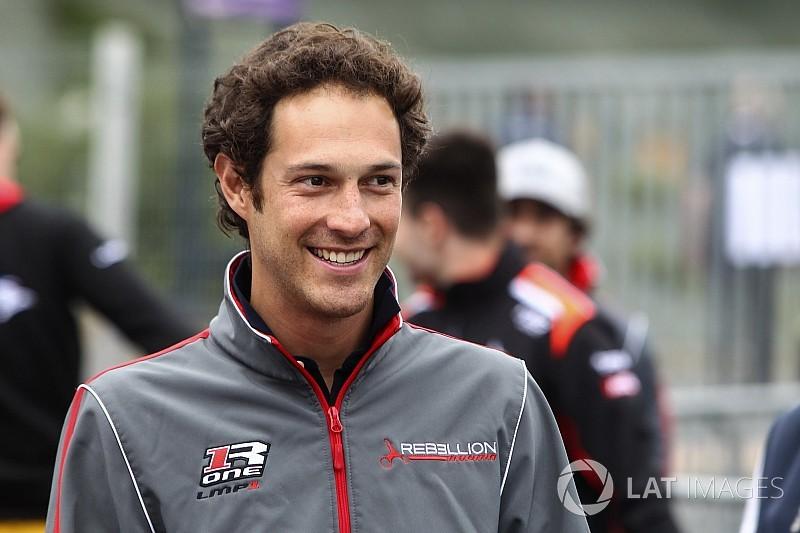 Rebellion define parceiros de Senna para temporada do WEC