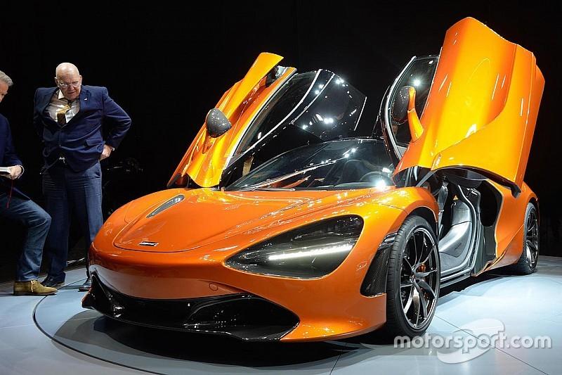 Les secrets de la McLaren 720S en vidéo
