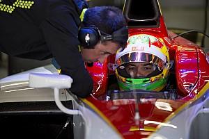 FIA F2 Noticias de última hora Merhi correrá la Fórmula 2 este fin de semana en Barcelona con el equipo Campos