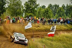 WRC Preview Les horaires de toutes les spéciales du Rallye de Pologne