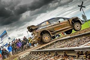 WRC Отчет о секции Авария лишила Тянака шансов на победу в Польше