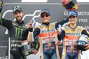 MotoGP Reporte de la carrera Márquez no da opción en Sachsenring y se coloca líder del Mundial