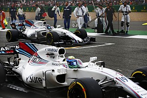 Forma-1 BRÉKING Egy pontocska a Williams neve mellett: Massa mentett
