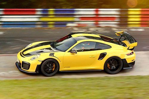 ポルシェ新型「911 GT2 RS」、ニュルで6分47秒台を記録し量産車最速