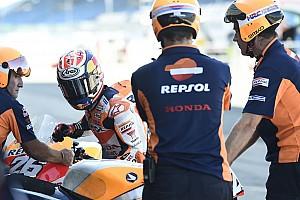 MotoGP Réactions Opération limitation de dégâts pour Pedrosa à Silverstone