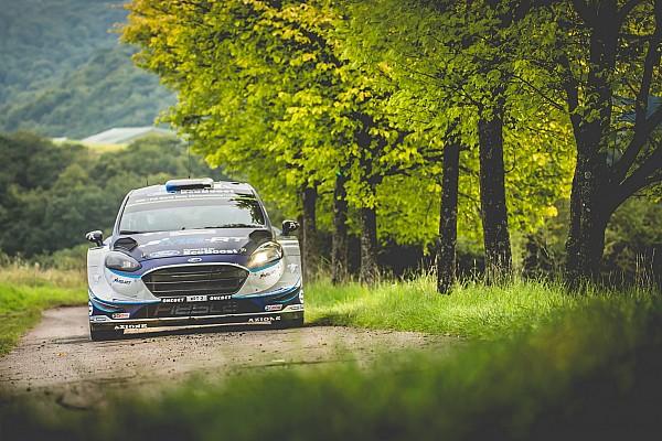 WRC-Rallye Deutschland: Tänak führt vor Mikkelsen, Dreher von Ogier