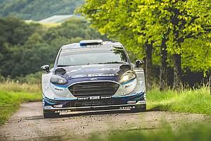 WRC Prova speciale Germania, PS6: Tanak vola sotto il diluvio e vede Mikkelsen!