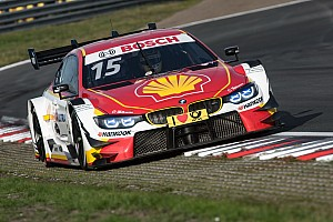 DTM Qualifying report Zandvoort DTM: Farfus on pole as BMW sweeps top three
