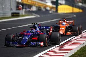 Formule 1 Actualités McLaren aurait pu fournir des boîtes de vitesses à Toro Rosso
