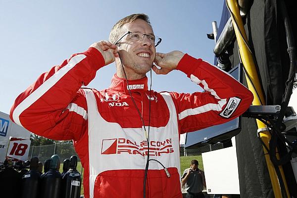 Bourdais recibió el alta de los médicos tras su accidente en Indy 500