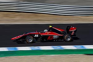 GP3 レースレポート GP3へレス:レース1は福住仁嶺が見事なポール・トゥ・ウィンを達成!