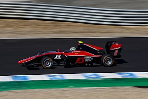 GP3 Gara Nirei Fukuzumi domina Gara 1 a Jerez, Russell precede Aitken