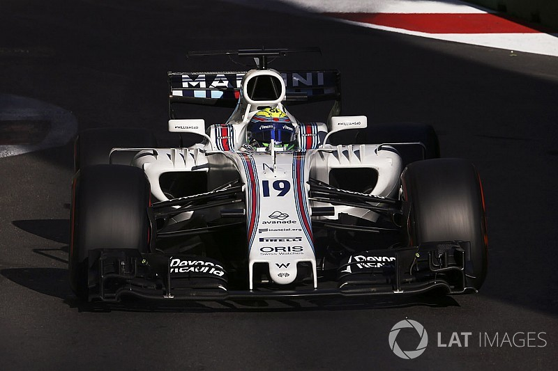 "Williams ""negó"" la victoria de Massa en Bakú, dice Lowe"