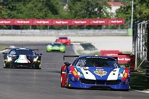BES Qualifiche Davide Rigon e la Ferrari in testa nelle pre-qualifiche a Monza