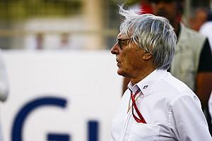 Formel 1 News Ecclestone fordert: Formel 1 muss elektrisch werden!